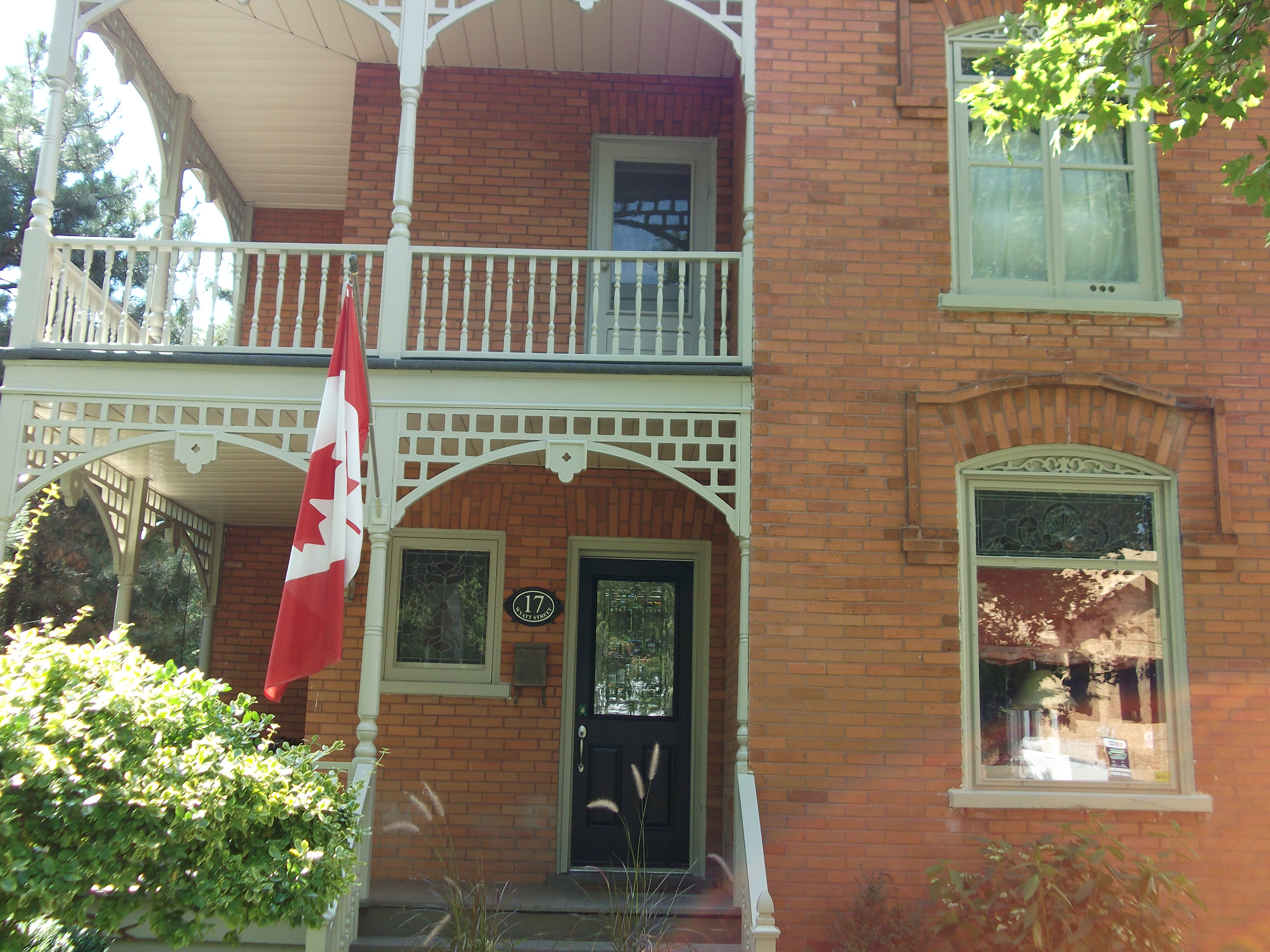 Homes For Sale In Guelph Ontario >> Gallery of Painted Homes in Waterloo and Kitchener